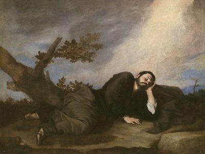 חלום יעקב, חוסה דה ריברה