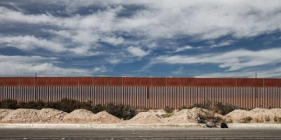 חומה, גבול, מקסיקו, ארצות הברית