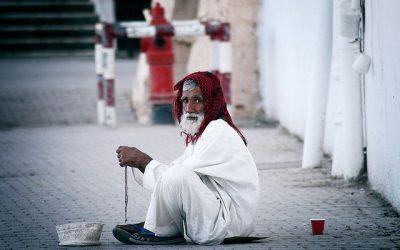 עוני, זקן, איש זקן, רחוב, קבצן