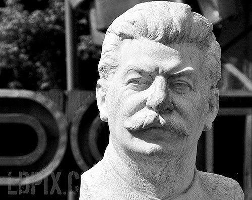 סטלין, פסל