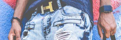 ג'ינס קרועים, התבגרות, מרד נעורים