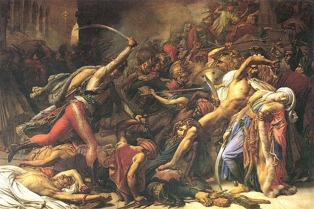 המרד בקהיר, אן-לואי ז'ירודה דה רוסי-טריוזון