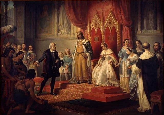 קולומבוס, פרננדו ואיסבל, המלכים הקתוליים, חואן קורדרו