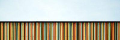חזית צבעונית