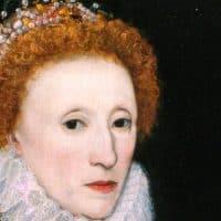 אליזבת הראשונה, The Darnley Portrait