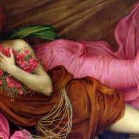 הלילה והשינה, אוולין דה מורגן