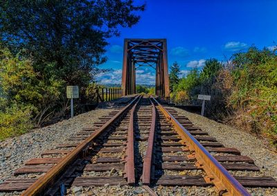 מסילת ברזל, וושינגטון, ארצות הברית