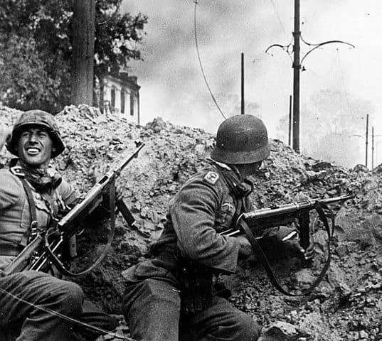 סטלינגרד, קרב, גרמנים, נאצים
