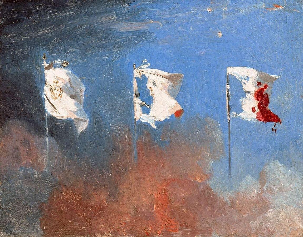 יולי 1830, לאון קונייה