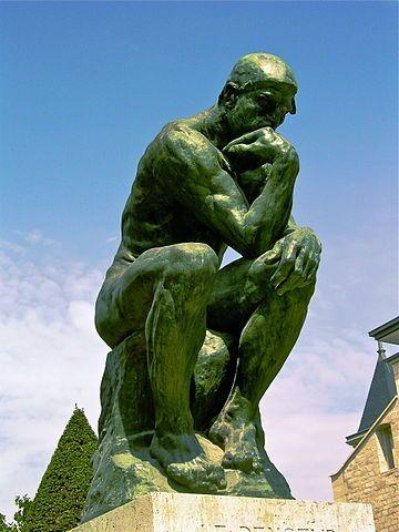 האדם החושב, אוגוסט רודן