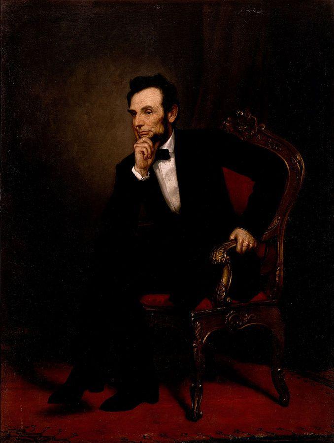 לינקולן, George P.A. Healy