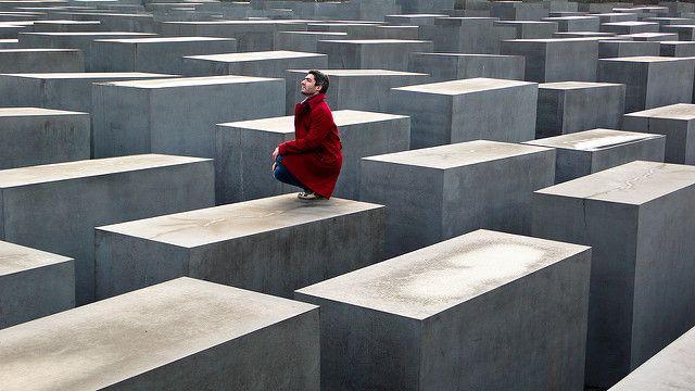 אנדרטה, ברלין, קורבנות השואה