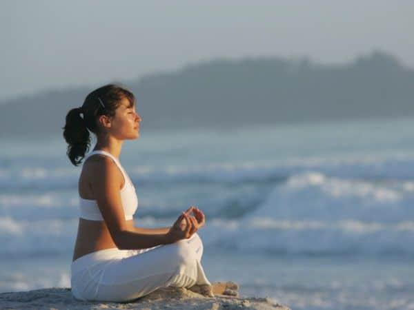 מדיטציה, ניהול לחץ