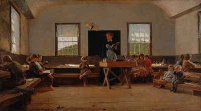 בית ספר כפרי, וינסלו הומר