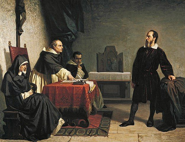 גלילאו, משפט, אינקוויזיציה, רומא