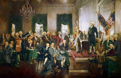 חוקת ארצות הברית, האוורד צ'נדלר כריסטי