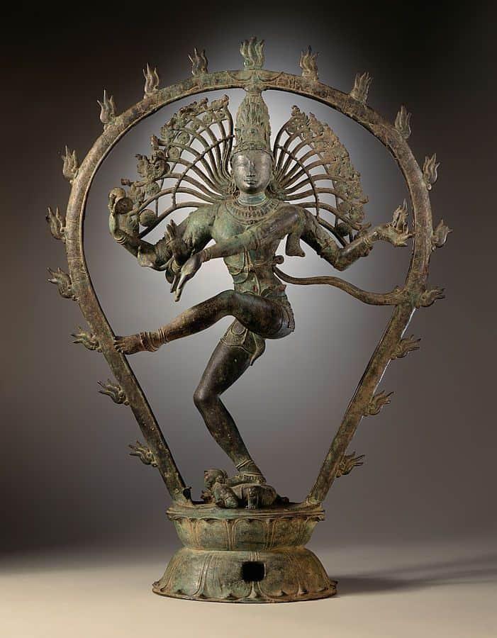 שיווה, אלוהי הריקוד, Natarajan