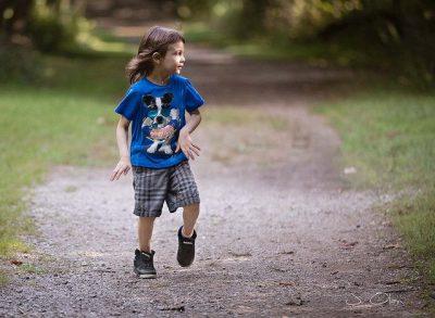 אוטיזם, ילד אוטיסט