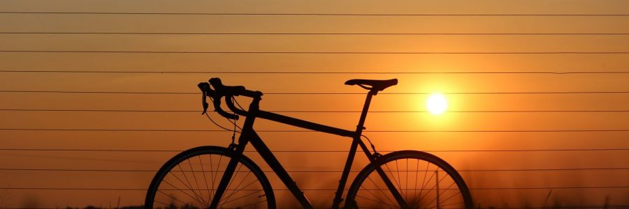 רכיבה על אופניים, מדבר