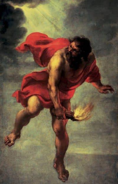 פרומתיאוס, יאן קוסיירס