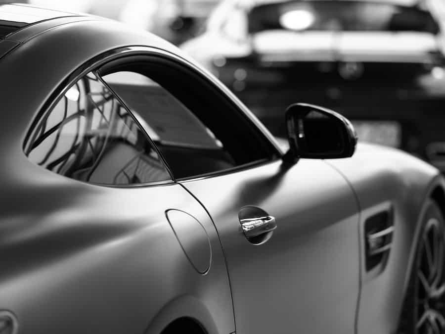 Mercedes AMG, מרצדס, עיצוב