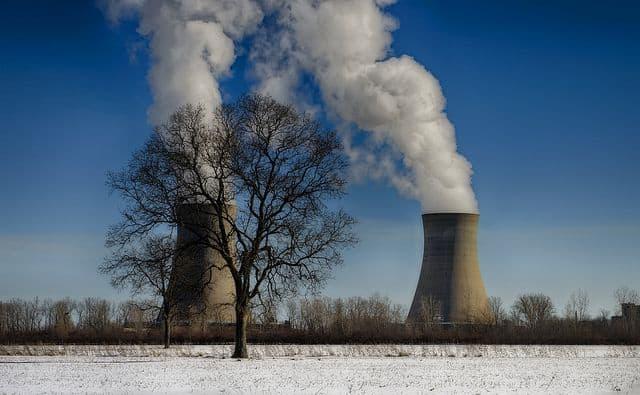 תחנת כוח גרעינית, מישיגן