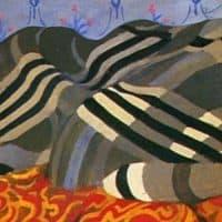 אישה שוכבת, אישה ישנה, פליקס וואלוטון