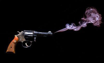 אקדח מעשן