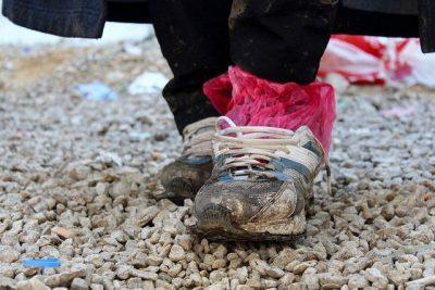 יזידים, פליטים, סרביה