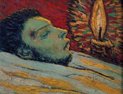מותו של קסאחמס, פיקאסו