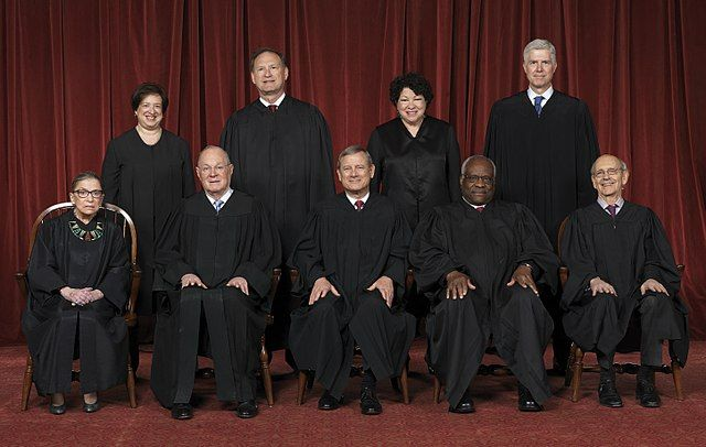 בית המשפט העליון האמריקני, בית המשפט העליון של ארצות הברית