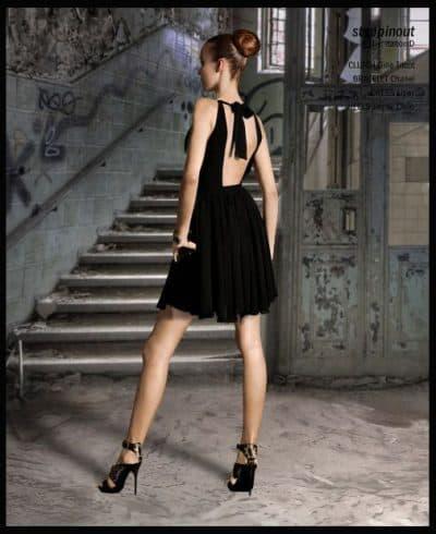 שאנל, שמלה שחורה קטנה