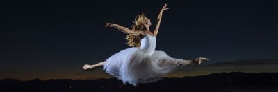 רקדנית, בלט