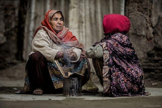 שמועות, נשים, רכילות, פקיסטן