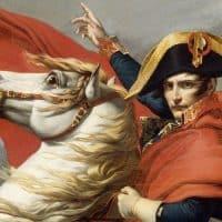 נפוליאון חוצה את האלפים, ז'אק-לואי דויד