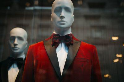 חליפה, טוקסידו, רחוב אוקספורד, לונדון