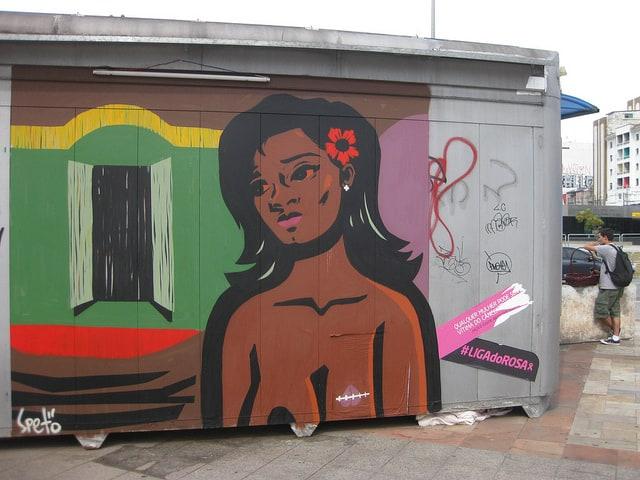 כריתת שד, סרטן שד, סאו פאולו