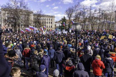 רוסיה, מחאה, משטר, ליברליזם