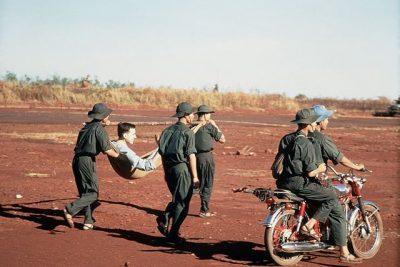 וייטקונג, שבויים, וייטנאם