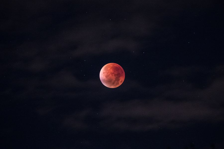 ירח, ליקוי ירח