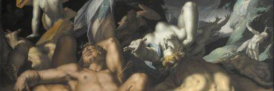 מותם של הילדים של ניובה, ניובה, אברהם בלומרט