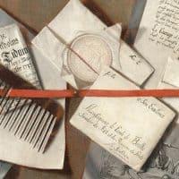 Trompe l'oeil, קרל הופברגר, נשקייה מלכותית שבדית