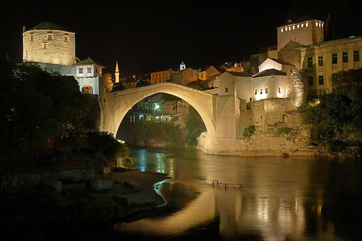 מוסטר, גשר עתיק