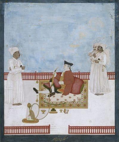 חברת הודו המזרחית, כלכתה, הודו, בריטים