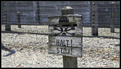 אושוויץ, מחנה ריכוז