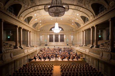 אולם קונצרטים, ברן, שווייץ