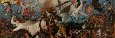 נפילת המלאכים המורדים, פיטר ברויגל האב