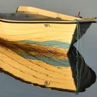 סירת דייגים, אלגרבה, פורטוגל