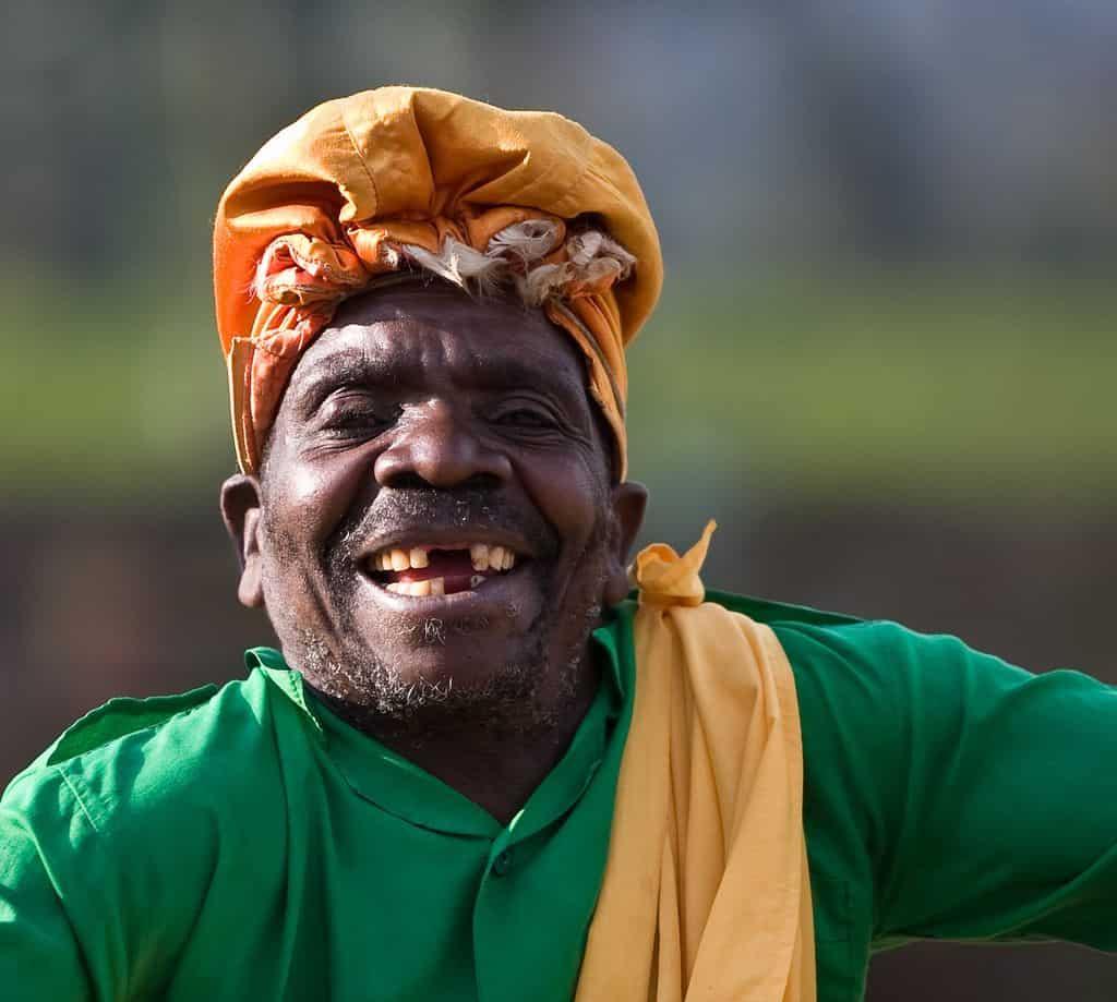 פיגמי, Batwa, רואנדה