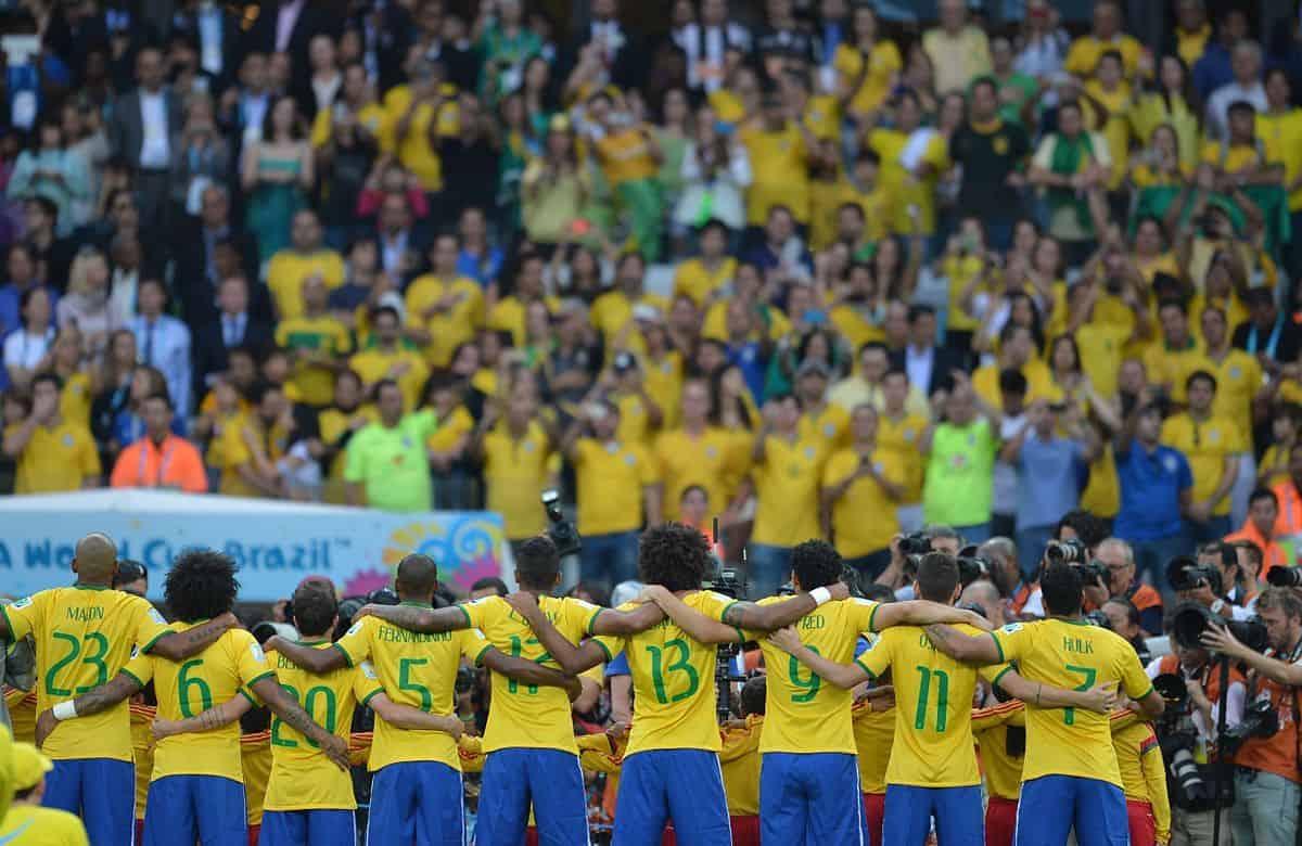 ברזיל, גרמניה, הגביע העולמי 2014